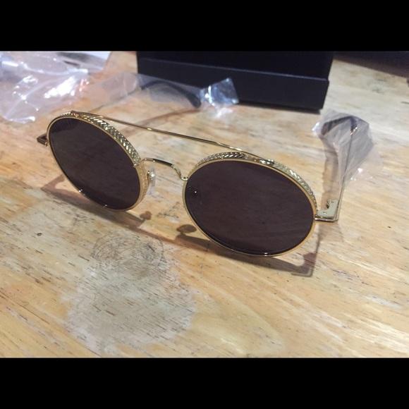 1d5d764728133 9five eyewear Other - 9Five eyewear 50-50 glasses Gold
